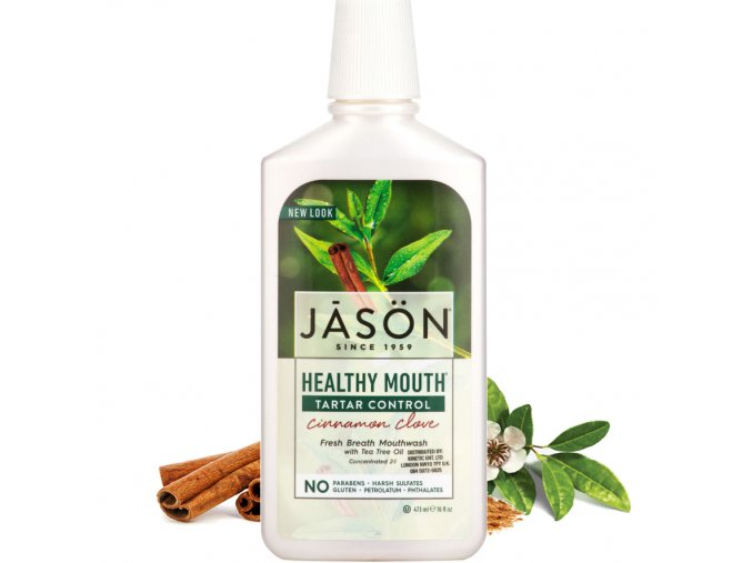 jason voda ustni healthy mouth 473 ml