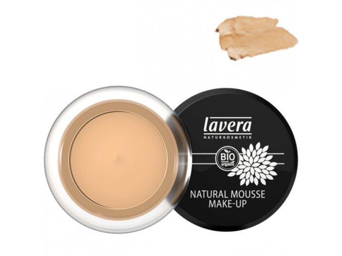 lavera penovy make up 03 med 15g