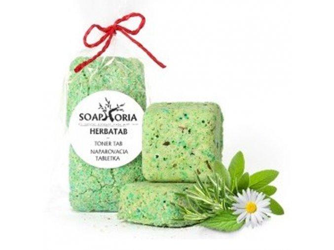 soaphoria herbatab pletova naparovaci tabletka