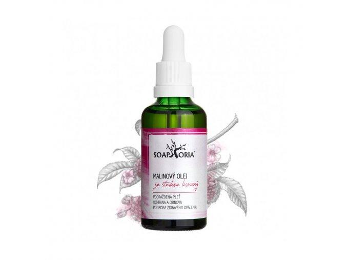 soaphoria malinovy olej xxl 150ml
