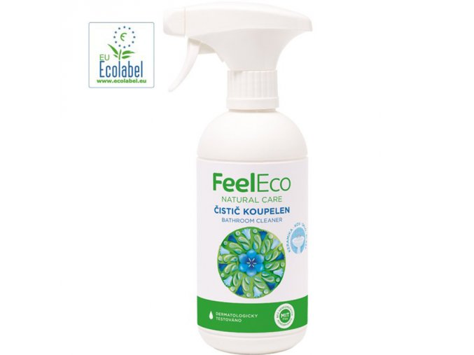 feel eco cistic koupelen 500ml