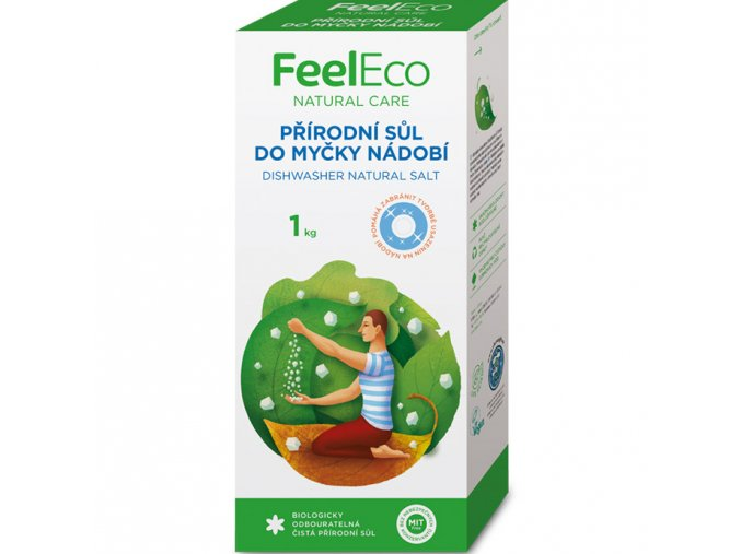 feel eco cistici prostredek do mycky sul 1kg