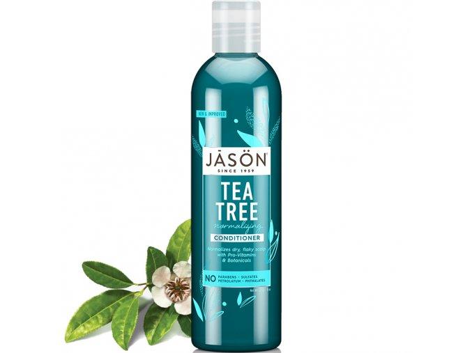 jason kondicioner tea tree pro citlivou pokozku 227g