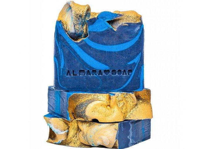Almara Soap Přírodní mýdlo Blueberry Jam 100g