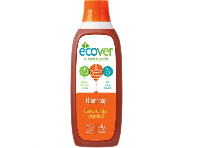 ecover mydlovy cistici prostredek na podlahy 1l