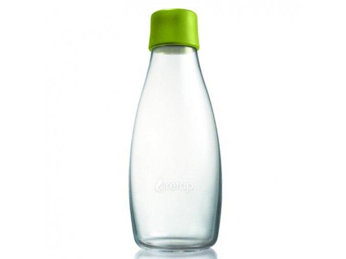 retap ekologicka lahev 0 5l svetle zelena