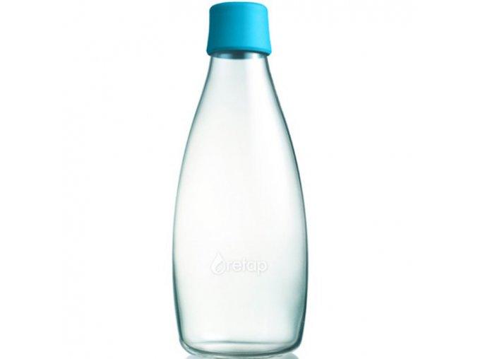 retap ekologicka lahev 0 8l azurova