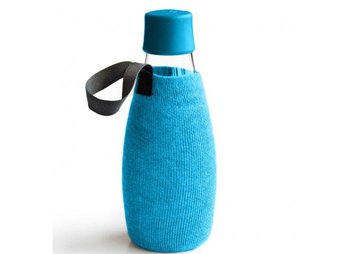 retap obal na lahev 0 5l azurovy
