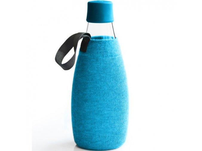 retap obal na lahev 0 8l azurovy