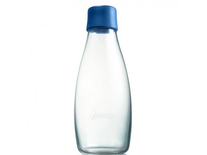 retap ekologicka lahev 0 5l tmave modra