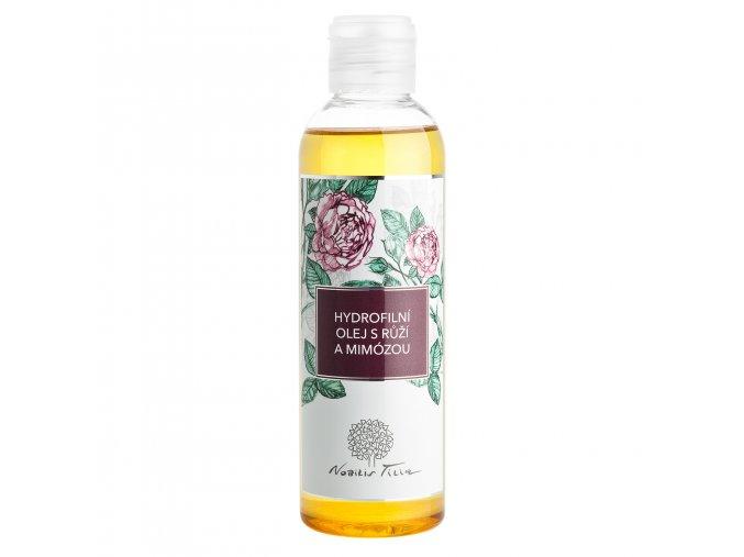 nobilis tilia hydrofilni olej s ruzi a mimozou 200ml