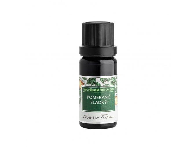 nobilis tilia etericky olej pomeranc sladky 10ml
