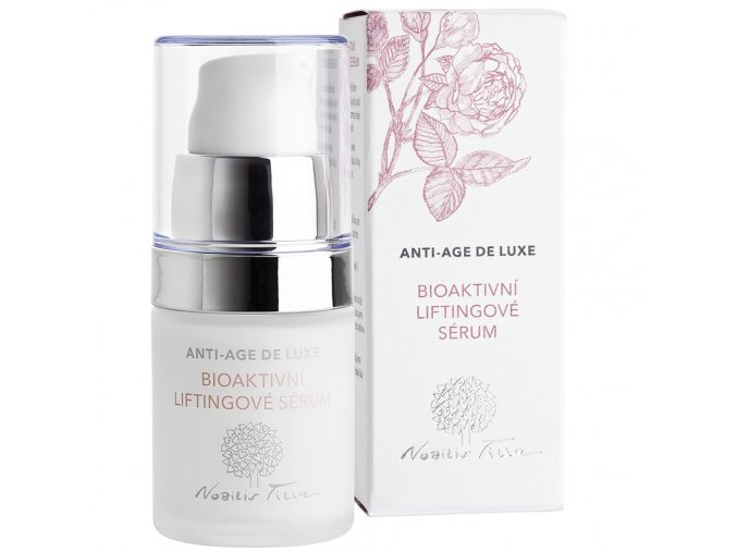 nobilis tilia bioaktivni liftingove serum 15ml