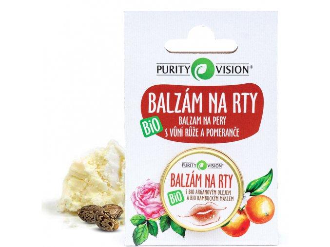 purity vision balzam na rty bio 12ml