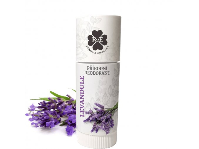 rae prirodni deodorant roll on bio levandule 25ml
