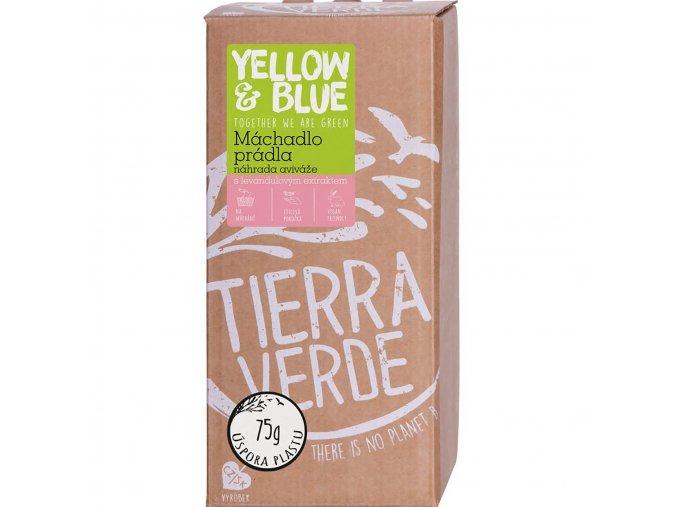 yellow blue l vandu love machadlo pradla 2l
