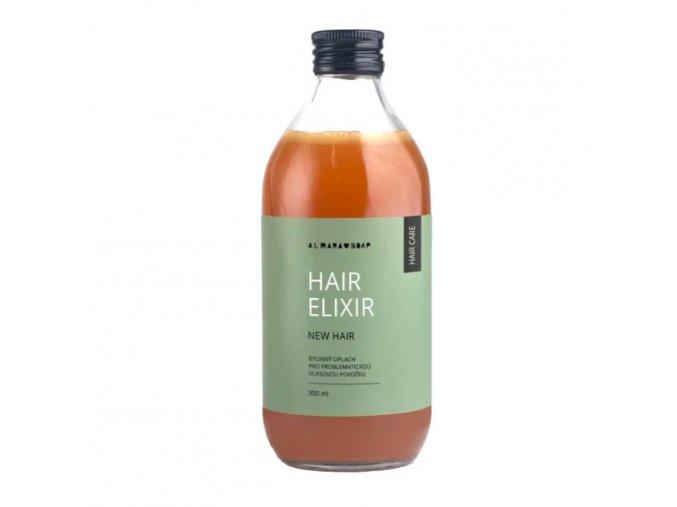 almara soap vlasovy oplach new hair elixir 300ml