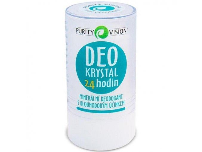 purity vision mineralni deo krystal 24hodin 120g