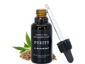 almara soap pletovy olej purity pro mastnou a problematickou plet 30ml