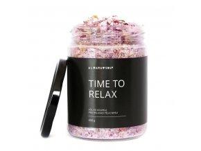 almara soap prirodni sul time to relax 450g