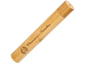 curanatura bambusovy obal na zubni kartacek