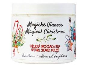 soaphoria prirodni sprchova pena magicke vanoce 255ml