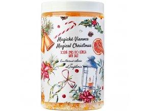 soaphoria prirodni sul do koupele magicke vanoce 400g