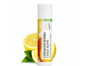 soaphoria prirodni balzam na rty citrusova bomba 5g