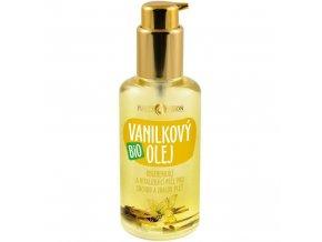 purity vision vanilkovy olej bio 100ml