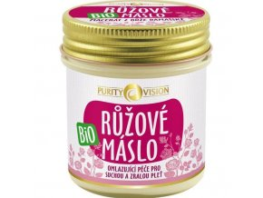 purity vision bio ruzove maslo 120ml