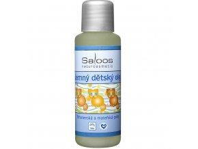 saloos jemny detsky olej 50ml