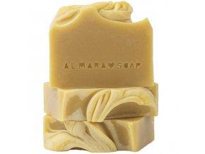 almara soap prirodni mydlo creamy carrot 90g