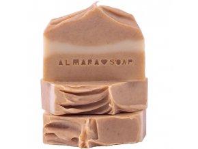 almara soap prirodni mydlo curcuma honey 90g