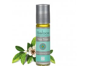 saloos bio aroma roll on tea tree 9ml
