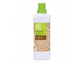 yellow blue praci gel z mydlovych orechu na vlnu 1l