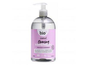 Bio d antibakterialni tekute mydlo na ruce s vuni pelargonie 500ml
