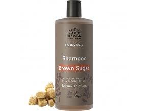 urtekram sampon brown sugar pro objem 500ml bio