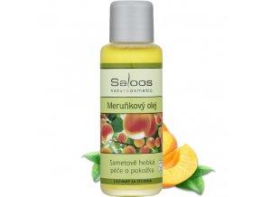 Saloos Meruňkový olej