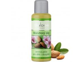 saloos mandlovy olej 50ml