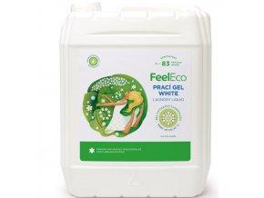 feel eco praci gel white 5l