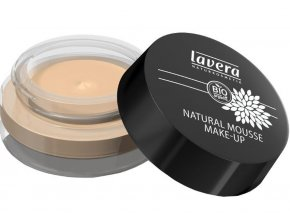 lavera penovy make up 01 slonova kost 15g