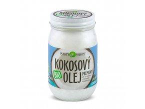 purity vision bio kokosovy olej panensky 420ml