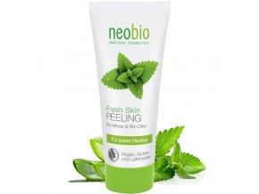neobio peeling fresh skin mata a aloe vera 100ml