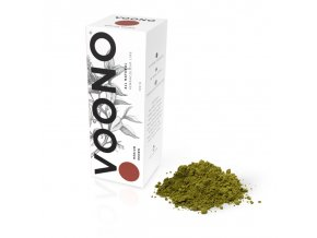 voono henna na vlasy medium brown 100g