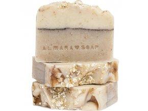 almara soap prirodni mydlo ovesny kolac 85g