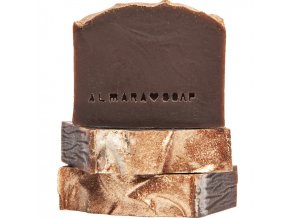 almara soap prirodni mydlo gold chocolate 95g