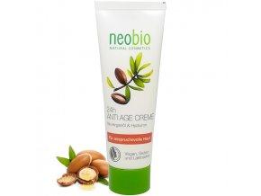 neobio 24h anti age krem arganovy olej a hyaluron 50ml