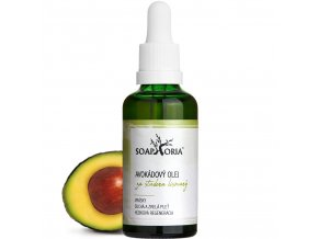 soaphoria avokadovy olej 50ml