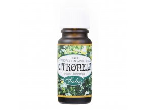 saloos citronela 10ml