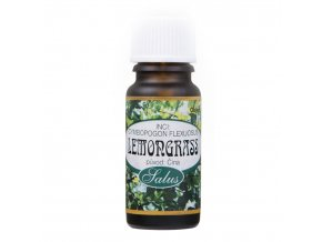 Saloos Lemongrass 10ml